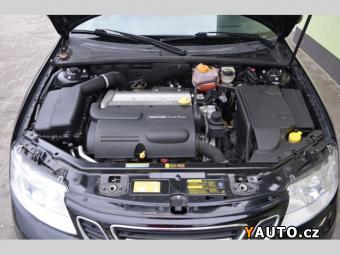 Prodám Saab 9-3 2.0 T-154kw+AERO+NAVI+KŮŽE+