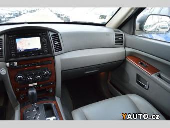 Prodám Jeep Grand Cherokee 3,0CRDi LIMITED, NAVI, SERVISKA