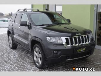 Prodám Jeep Grand Cherokee 3.0 CRD+OVERLAND+2 SADY PNEU+