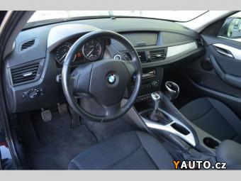 Prodám BMW X1 18d XDRIVE SERVISKA, TOP STAV