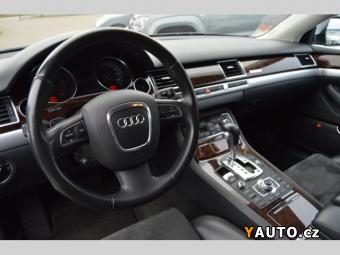 Prodám Audi A8 4.2 TDi+TOP VÝBAVA+2 SADY ALU+