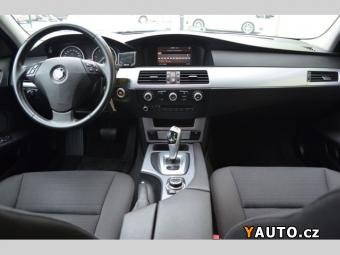 Prodám BMW Řada 5 520d-130kw+AUTOMAT+Bi-XENONY