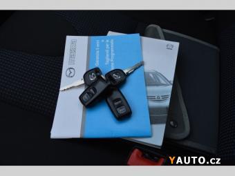 Prodám Mazda 3 1,6i 76t. KM, SERVISKA, AUT. KLIMA