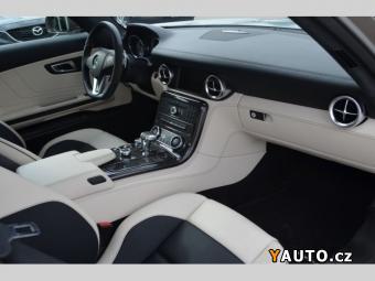 Prodám Mercedes-Benz SLS AMG DESIGNO, CARBON, KER. BRZDY, 1. MAJ