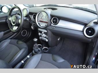 Prodám Mini Cooper 1.6 D 80kw+BICOLOR+SERVISKA+