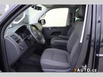 Prodám Volkswagen Multivan 2.0 TDi+NAVI+PLNÝ SERVIS+
