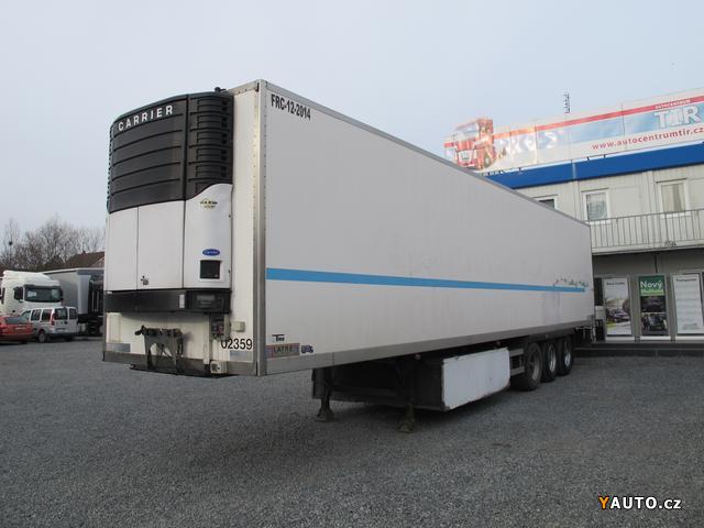Prodám Kögel LATRÉ- 2x výparník+příčka+380V