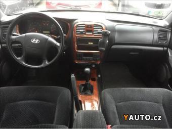 Prodám Hyundai Sonata 2.0 TOP STAV-LPG-AUT. KLIMA