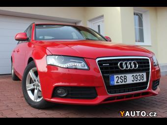 Prodm Audi A4 Avant 3.0TDI V6 Quattro S-line