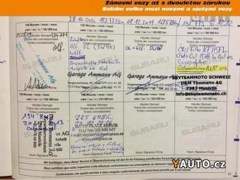 Prodám Subaru Impreza 1.6i 70kW TOP STAV-REZERVACE