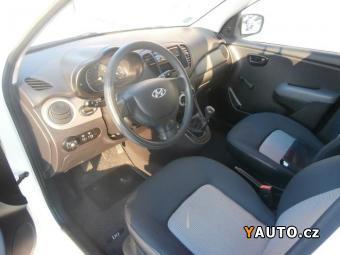 Prodám Hyundai i10 1.1 i + LPG