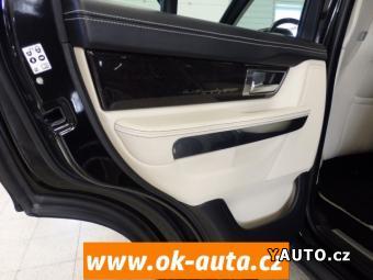 Prodám Land Rover Range Rover Sport 3.0 V6 AUTOBIOGRAFHY 2012-DPH
