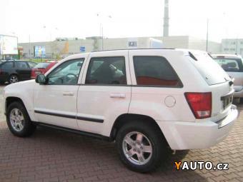 Prodám Jeep Grand Cherokee 3.7 V6 4X4 Laredo