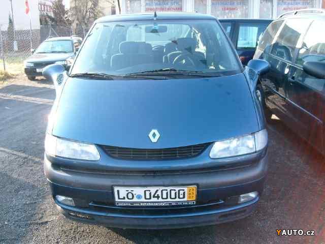 Prodám Renault Espace 2.0 i