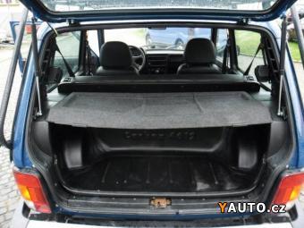 Prodám Lada Niva 1.7i 4x4 LPG+BENZIN