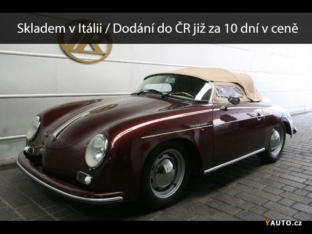 Prod 225 M Porsche 356 Speedster Replica Prodej Ostatn 237 Osobn 237