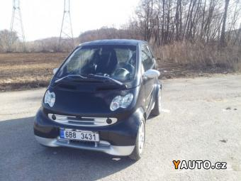 Prodám Smart Fortwo MCOI