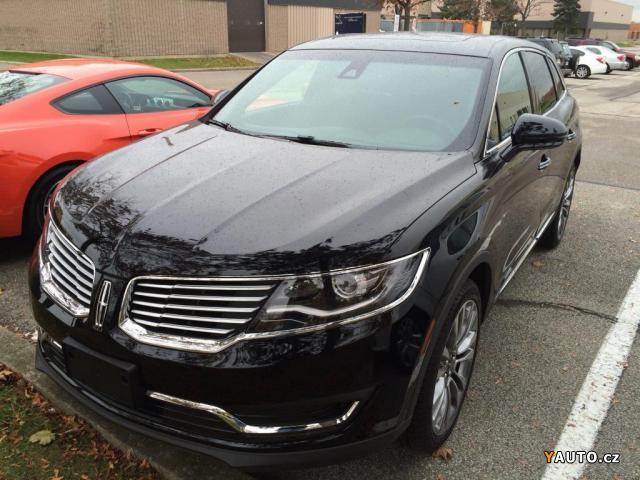 Prodám Lincoln MKX Ecoboost 2,7l, 4x4, max. výbava