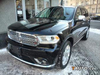 Prodám Dodge Durango 2017  SKLADEM  EU NAVI