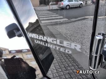 Prodám Jeep Wrangler 75th Anniversary 3.6L