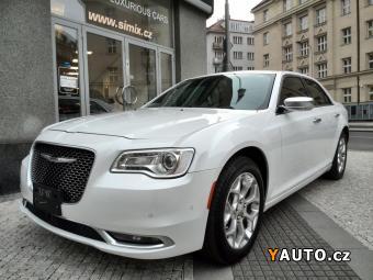 Prodám Chrysler 300C AWD 3.6L EU Navigace