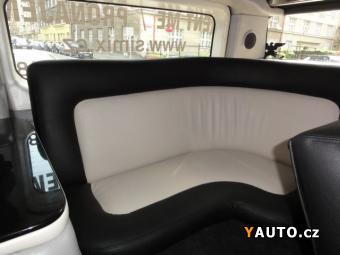 Prodám Hummer H2 6.0 V8 Luxury LIMO