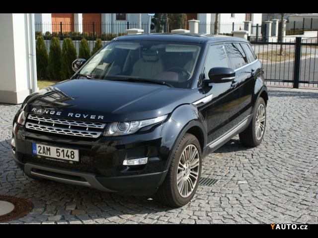 Land Rover Range Rover Evoque SD4 2.2 prodej Land Rover Range Rover ...