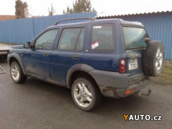Prodám Land Rover Freelander Land Rover Freelander