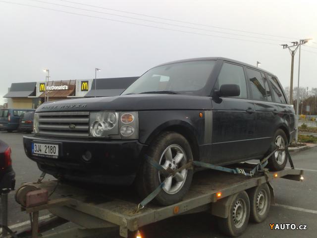 Prodám Land Rover Range Rover Land Rover Range Rover L322