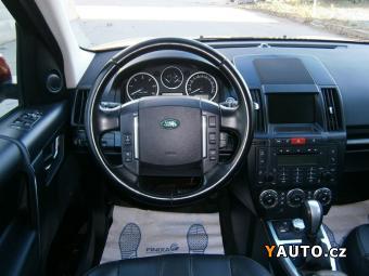 Prodám Land Rover Freelander 2.2 SD4 4X4