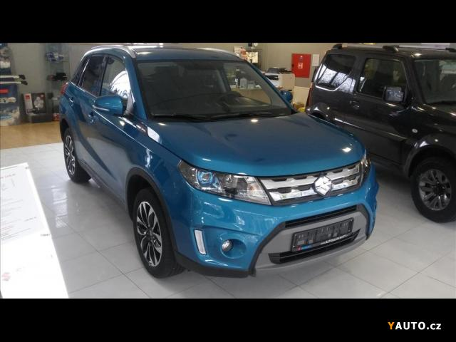 prod m suzuki vitara 1 6 vvt 4x2 elegance prodej suzuki vitara osobn auta. Black Bedroom Furniture Sets. Home Design Ideas