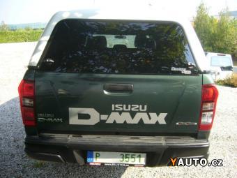 Prodám Isuzu D-Max DC 2,5TDi Basic 6M, T