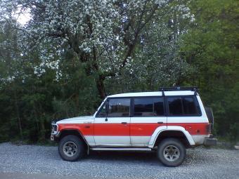Prodám Mitsubishi Pajero pajero wagon 3000