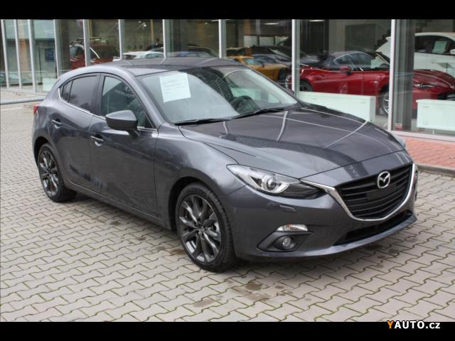 Prod 225 M Mazda 3 2 0i 120k Hb Takumi Prodej Mazda 3 Osobn 237 Auta