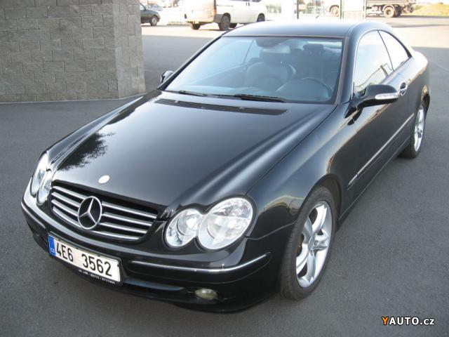 prod m mercedes benz clk 270 cdi prodej mercedes benz clk osobn auta. Black Bedroom Furniture Sets. Home Design Ideas