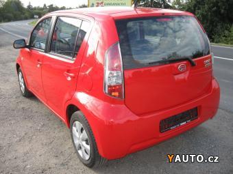 Prodám Daihatsu Sirion 1.0i, 1. Majitelka