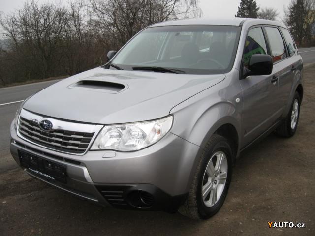 Prodám Subaru Forester 2.0 D, Odpočet DPH, 143000 KM