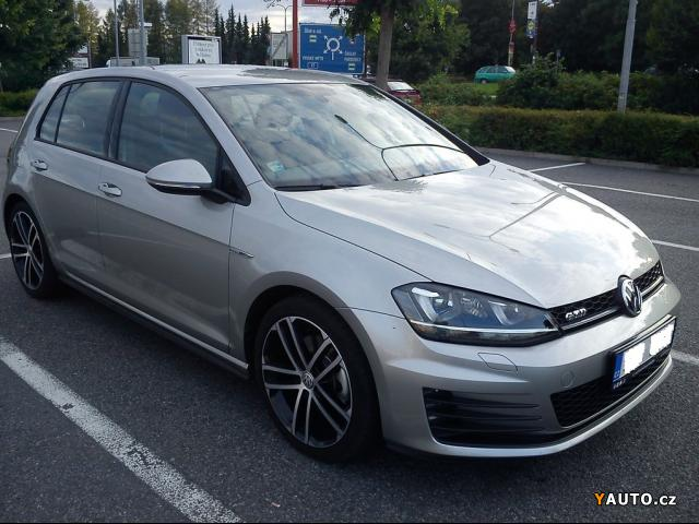 prod m volkswagen golf golf 7 2 0 tdi gtd 135 kw prodej volkswagen golf osobn auta. Black Bedroom Furniture Sets. Home Design Ideas