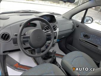 Prodám Chevrolet Matiz 1,0 i posilovač, klima
