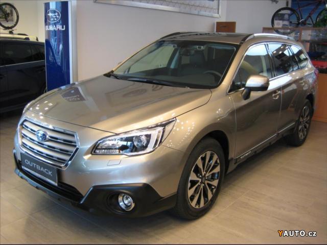 Prodám Subaru Outback 2,0 D-S Sport CVT -200.000, -K