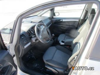 Prodám Opel Zafira 1,8i 16V KLIMA 7MIST TEMPOMAT