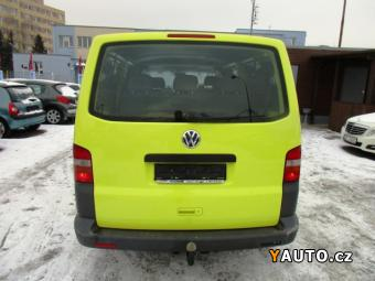 Prodám Volkswagen Transporter 2,5TDI 4X4 TAZ. ZRIZENI ESP