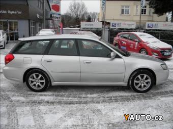 Prodám Subaru Legacy 2,0 i 101kW 4x4 Kombi