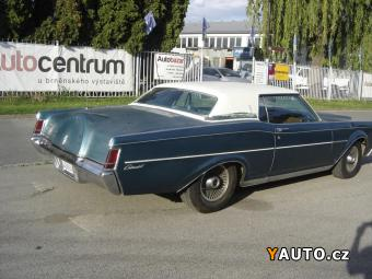 Prodám Lincoln Continental 7.5 MARK III V8, 265 kw