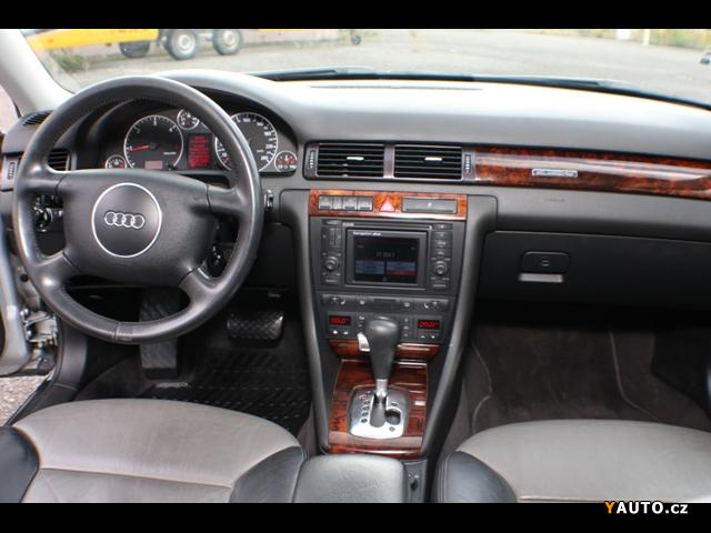 prod m audi a6 allroad 2 5 tdi v6 prodej audi a6 allroad osobn auta. Black Bedroom Furniture Sets. Home Design Ideas