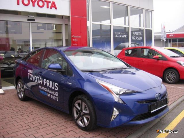 Prodám Toyota Prius 1.8 EXECUTIVE plná výbava