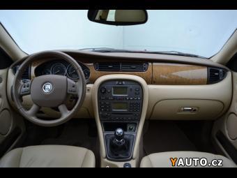 Prodám Jaguar X-Type 2.2D 114kW, Kůže