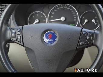 Prodám Saab 9-3 1.9TID, 110kW, ČR, Serv. kn.