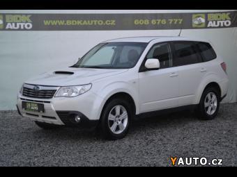 Prodám Subaru Forester 2.0D, ČR, Serv. kn., DPH