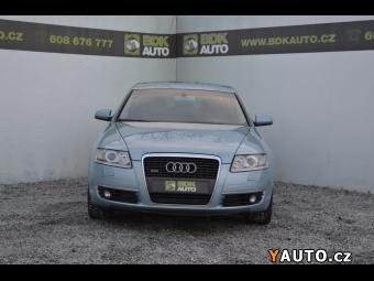 Prodám Audi A6 3.0TDi, ČR, Serv. kn., NAVI